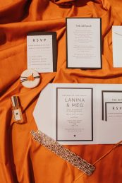 An Elegant Orange Wedding Styled Shoot (c) Your Choice Photography (13)