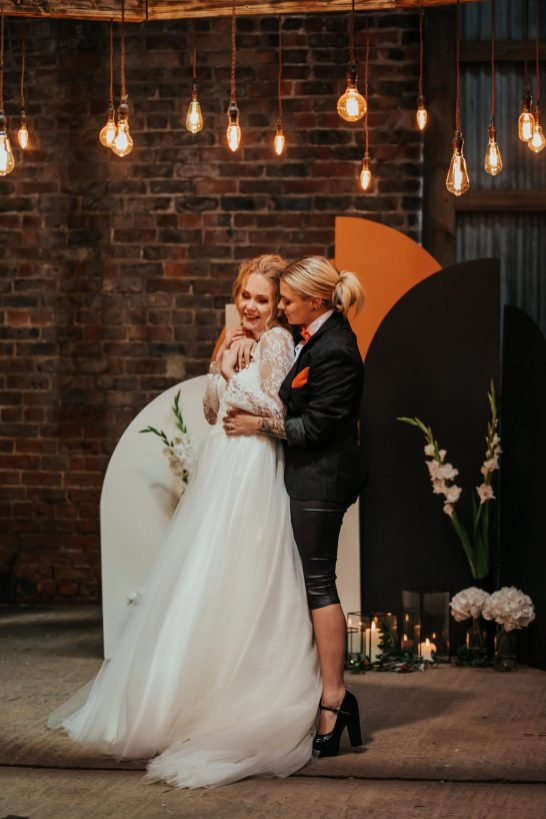 An Elegant Orange Wedding Styled Shoot (c) Your Choice Photography (34)