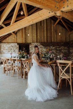 Rustic Wedding Styled Shoot at Woolas Barn (c) Sarah Beth Photography (13)