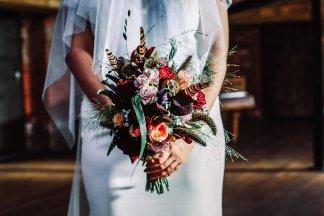 A Colourful Bridal Fashion Shoot at Deighton Lodge (c) Sasha Lee Photography (21)