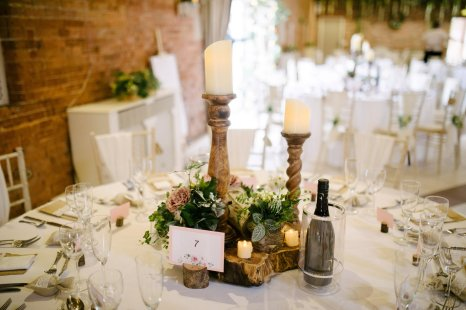 A Dusky Pink Rustic Wedding at Elsham Hall (c) Aden Priest Photography (51)