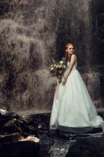 Waterfall Elopement (c) Nina Emily Photo & Film (6)