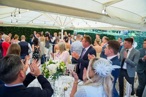 A Lemon Yellow Wedding at Saltmarshe Hall (c) Ray & Julie Photography (74)