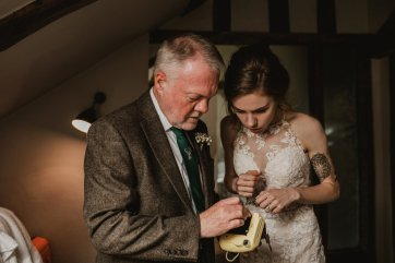 A Micro Wedding at Oddfellows Chester (c) Bailey & Mitchell Photography (15)