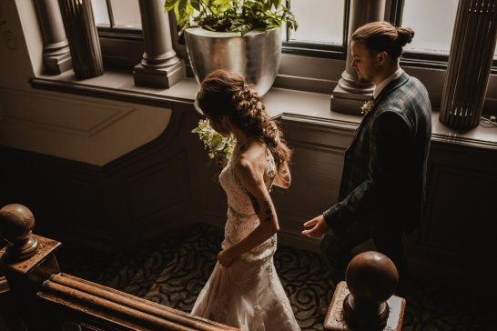 A Micro Wedding at Oddfellows Chester (c) Bailey & Mitchell Photography (46)