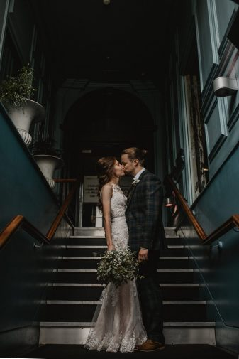 A Micro Wedding at Oddfellows Chester (c) Bailey & Mitchell Photography (60)