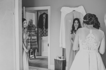 An Intimate Wedding at Gray's Court York (c) Amy Jordison Photography (22)