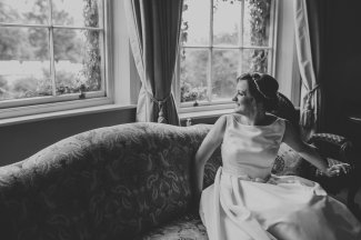 An Intimate Wedding at Gray's Court York (c) Amy Jordison Photography (25)
