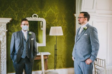 An Intimate Wedding at Gray's Court York (c) Amy Jordison Photography (34)