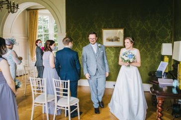 An Intimate Wedding at Gray's Court York (c) Amy Jordison Photography (44)