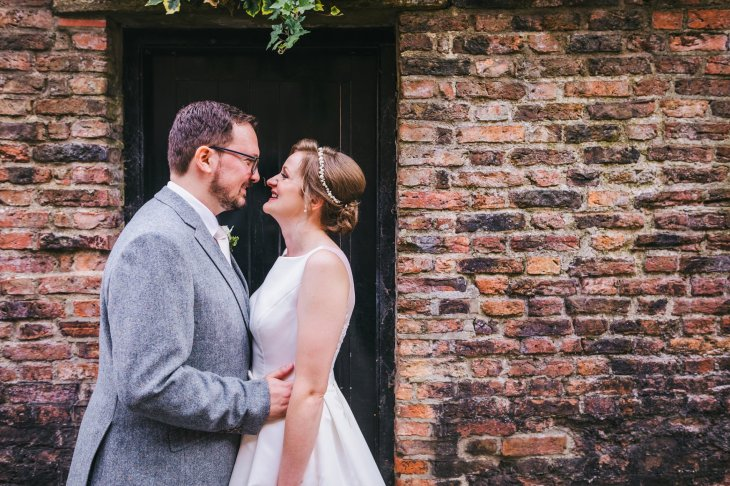 An Intimate Wedding at Gray's Court York (c) Amy Jordison Photography (68)