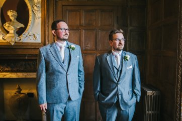An Intimate Wedding at Gray's Court York (c) Amy Jordison Photography (78)