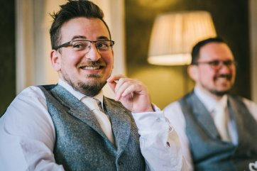 An Intimate Wedding at Gray's Court York (c) Amy Jordison Photography (82)