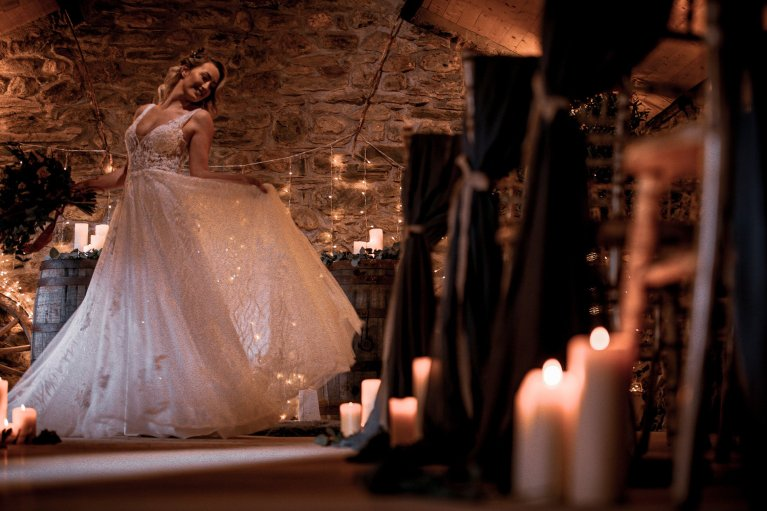An Outdoor Wedding Shoot at Coniston Coppermines (c) Clare Geldard Photography (18)