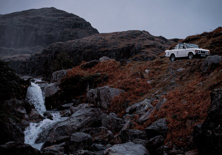 An Outdoor Wedding Shoot at Coniston Coppermines (c) Clare Geldard Photography (49)