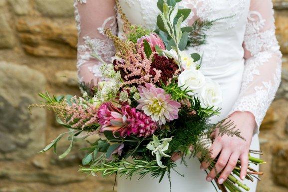 A Bridal Fashion Shoot at Low Friarside Farm (c) Amelia Jacob Photography (25)