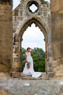 A Bridal Fashion Shoot at Low Friarside Farm (c) Amelia Jacob Photography (36)