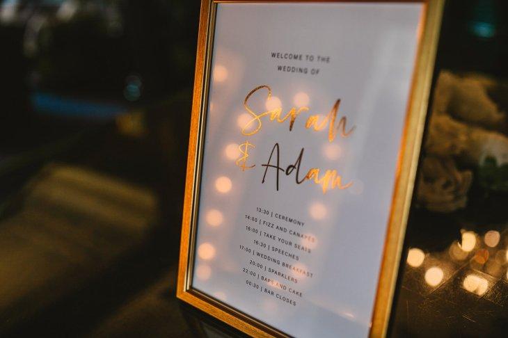 A Modern Boho Wedding at Eaves Hall (c) Sarah Maria Photography (1)