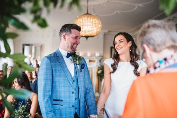 A Modern Boho Wedding at Eaves Hall (c) Sarah Maria Photography (30)