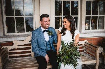 A Modern Boho Wedding at Eaves Hall (c) Sarah Maria Photography (36)