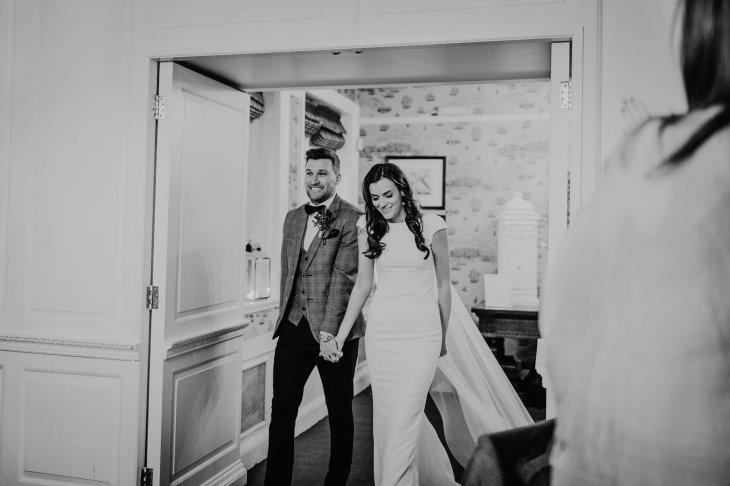 A Modern Boho Wedding at Eaves Hall (c) Sarah Maria Photography (77)