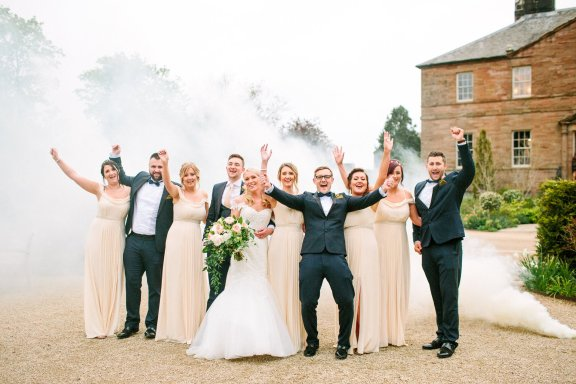 A Pretty Spring Wedding at Newton Hall (c) LSM Photography (51)