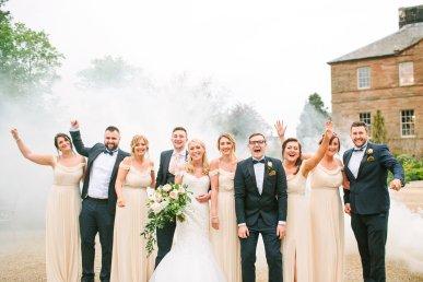 A Pretty Spring Wedding at Newton Hall (c) LSM Photography (52)