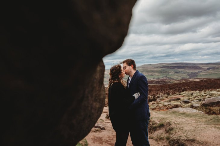 Lizzie & Warren Peak District Engagement (c) Kirstie Garlick Photography (19)