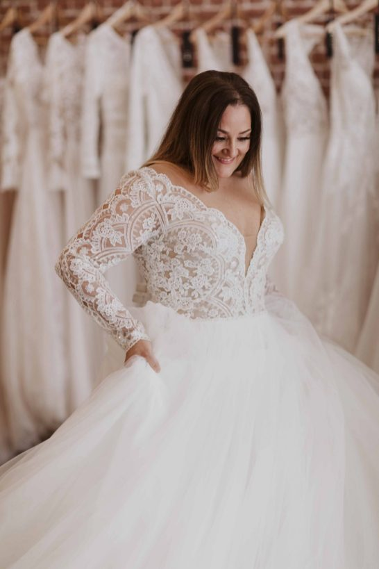 Nora Eve Award Winning Bridal Boutique Chesterfield (28)