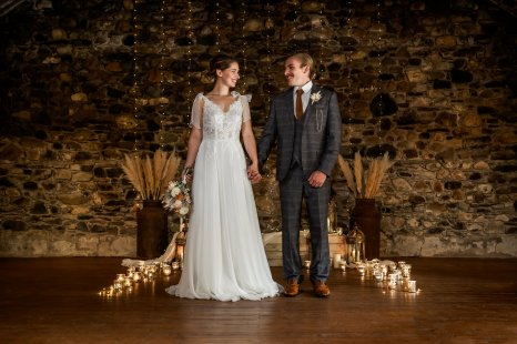 Rustic Wedding Inspiration Low Hall The Lakes (c) Jaye Peg Photography (17)