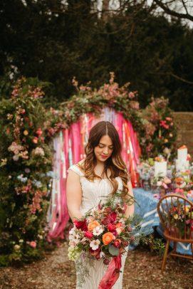 A Colourful Wedding Shoot (c) Josey Grace Photography (36)