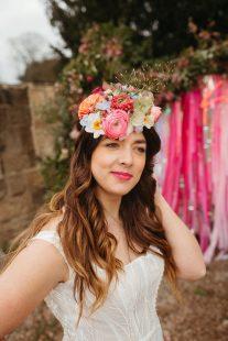 A Colourful Wedding Shoot (c) Josey Grace Photography (44)