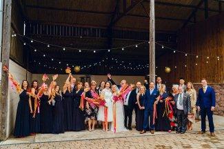 A Colourful Wedding at Barmbyfield Barns (c) Hamish Irvine Photographer (52)