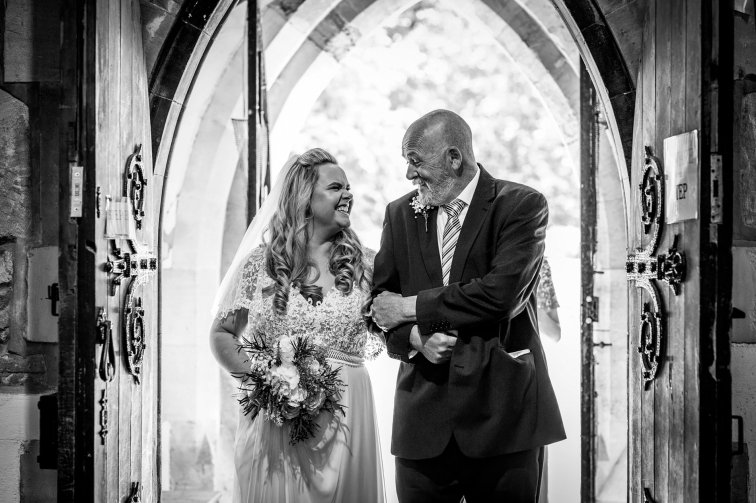 A Rustic Wedding In Loversall (c) Hannah Brooke Photography (23)