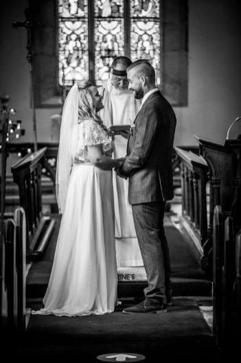A Rustic Wedding In Loversall (c) Hannah Brooke Photography (32)