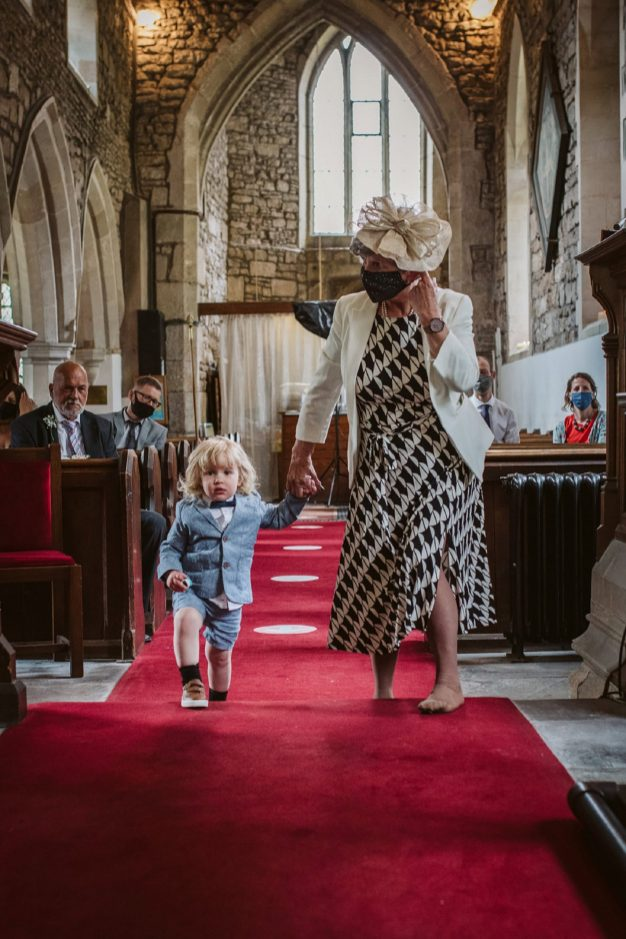 A Rustic Wedding In Loversall (c) Hannah Brooke Photography (40)