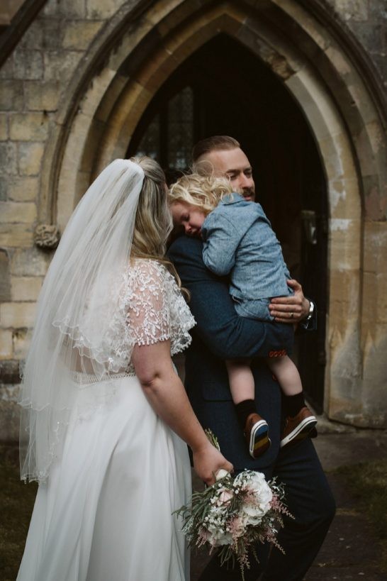 A Rustic Wedding In Loversall (c) Hannah Brooke Photography (48)