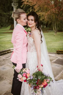 Romantic Wedding Styled Shoot at Thicket Priory (c) Hannah Brooke Photography (11)