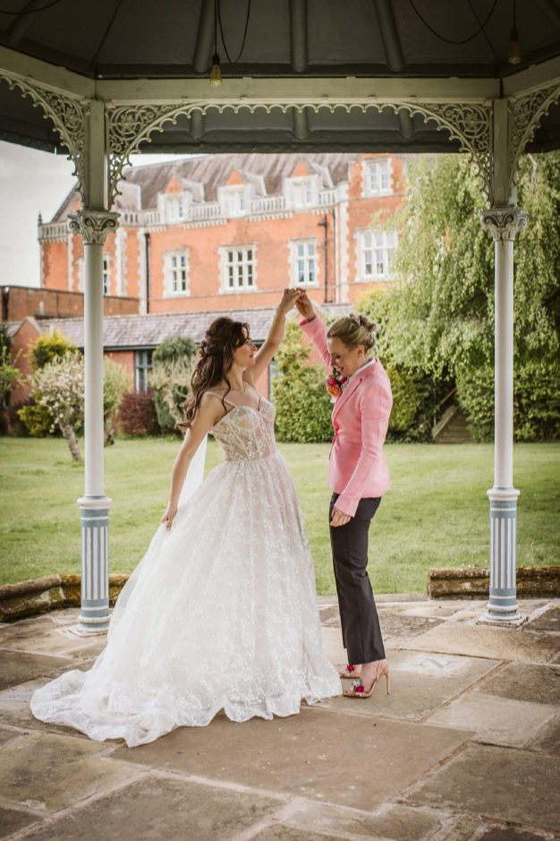 Romantic Wedding Styled Shoot at Thicket Priory (c) Hannah Brooke Photography (13)