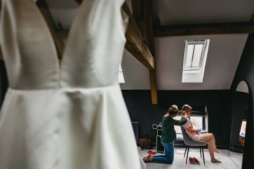 A Barn Wedding at The Oakwood at Ryther (c) Heather Butterworth Photography (23)