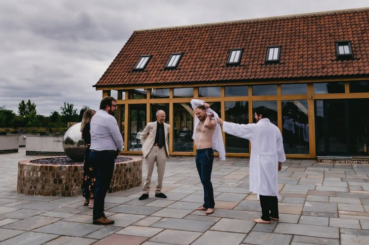 A Barn Wedding at The Oakwood at Ryther (c) Heather Butterworth Photography (30)