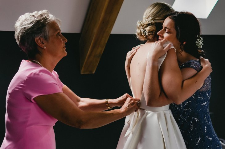 A Barn Wedding at The Oakwood at Ryther (c) Heather Butterworth Photography (38)