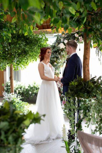 Romantic Wedding Inspiration Shoot at Brockholes (c) Rebecca Bridges Wedding Photography (13)