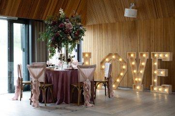 Romantic Wedding Inspiration Shoot at Brockholes (c) Rebecca Bridges Wedding Photography (24)