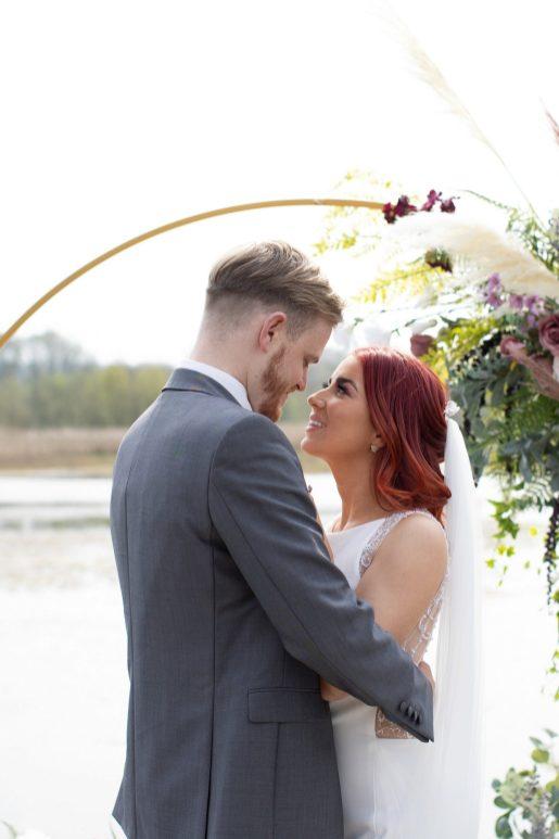 Romantic Wedding Inspiration Shoot at Brockholes (c) Rebecca Bridges Wedding Photography (37)