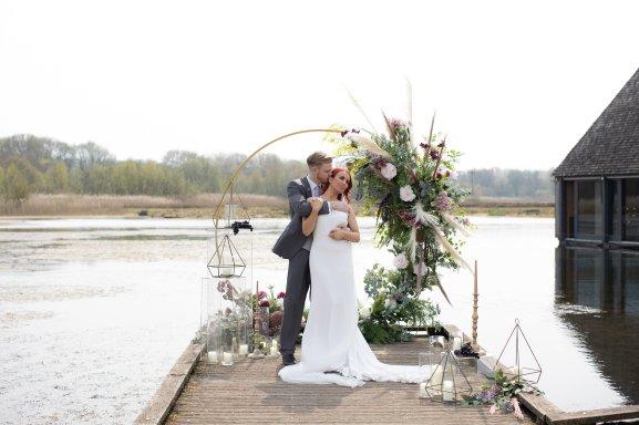 Romantic Wedding Inspiration Shoot at Brockholes (c) Rebecca Bridges Wedding Photography (38)
