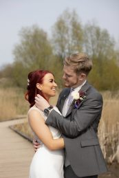 Romantic Wedding Inspiration Shoot at Brockholes (c) Rebecca Bridges Wedding Photography (42)