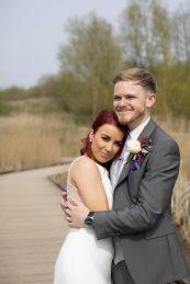 Romantic Wedding Inspiration Shoot at Brockholes (c) Rebecca Bridges Wedding Photography (43)