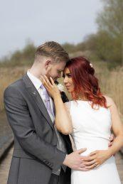 Romantic Wedding Inspiration Shoot at Brockholes (c) Rebecca Bridges Wedding Photography (44)