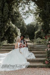 An Autumn Wedding Inspiration Shoot at The Orangery Ingestre (c) Sophie Mort (20)